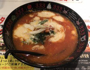 元祖トマトラーメンと辛麺とトマトもつ鍋 三味(333)さんの人気の秘密に迫る