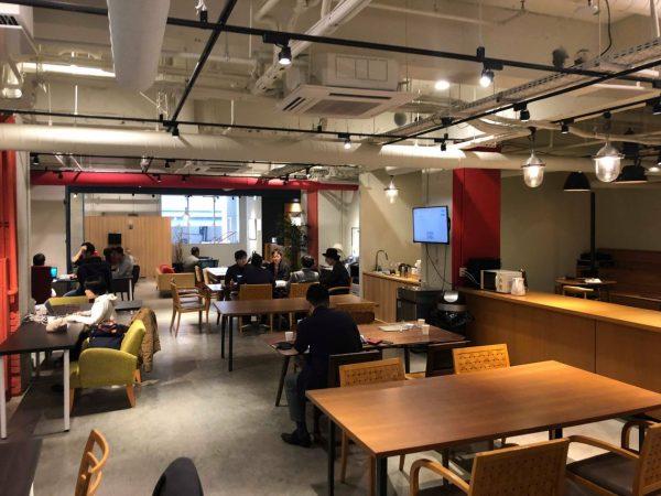 古賀でビジネスを始める方に朗報!?福岡市内にオフィスを。The Companyキャナルシティ博多前店の見学レポート!